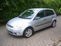 Ford Fiesta 1.4 2005.5MY Zetec Climate