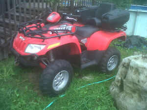 2005 Arctic Cat 500 Auto 4X4  ONE OWNER!!! LOW KMS!!! Oakville / Halton Region Toronto (GTA) image 1