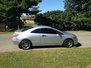 2007 Honda Civic Coupé (2 portes) 4500$ négo!