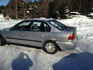 2000 Honda Civic Sedan