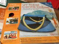UV travel centre deluxe