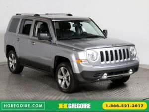 2016 Jeep Patriot HIGH ALTITUDE 4X4 AUTO AC GR ELECT MAGS