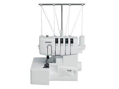 Brother 1634D Serger Sewing Machine Refurbished