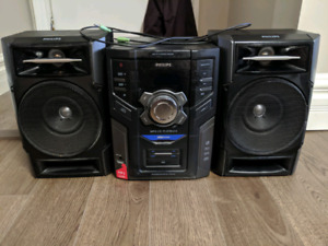 Philips Hifi Stereo System