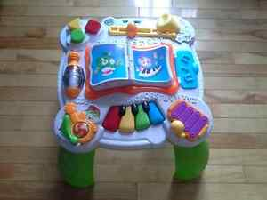 LeapFrog Learn and Groove Table (Retails for 50$)