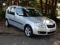 Skoda Roomster 1.4TDI PD ( 80bhp ) 3 **Finance from £88.79 a month**