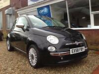 2008 58 Fiat 500 1.4 LOUNGE FINANCE AVAILABLE