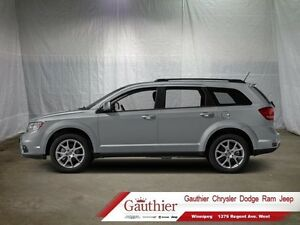 2016 Dodge Journey Limited  7 PASS, HEATED SEATS, BLUETOOTH, 8.4