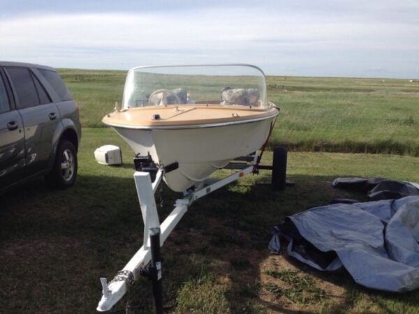 Used 1977 Evinrude Sangster