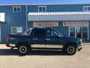 2005 Chevrolet Avalanche 4WD LT Z71 PACKAGE FULLY LOADED