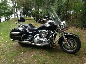 2009 kawasaki Nomad 11,000 km mint condition