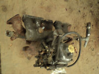 Triumph Spitfire 1500 Carb,Intake and Exhaust Manifold