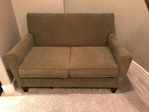 Gently Used Couch and Love Seat