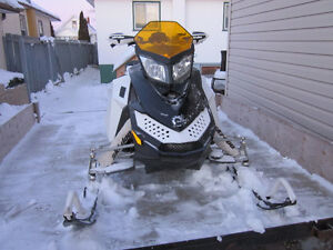 2008 Ski-doo MX Z X 800 R Power Tex Renegade