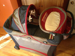 PARC PORTATIF GRACO 'Pack and Play'