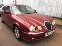 Jaguar s type 12 months mot!