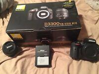Nikon camera & lense