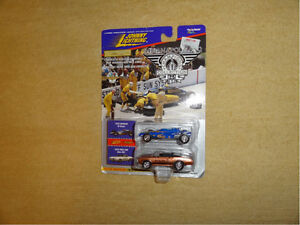 Johnny Lightning diecast cars (2 in package set)