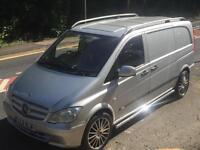 2011 11 Mercedes-Benz Vito 2.1CDI 110CDI ( EU5 ) - Compact / FULL SPORT X SPEC