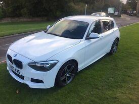 BMW 116i Sport hatchback 5dr (start/stop) M sport kit