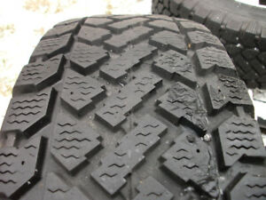 Pacemark snowtires