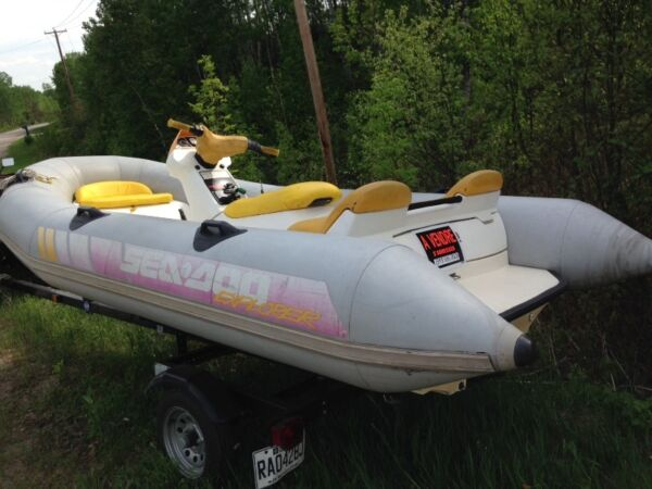 Used 1994 Bombardier Explorer SEA DOO