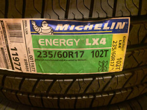 235/65/17 Michelin Energy LX4 brand new with stickers Chatham!