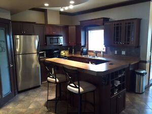 **IMMACULATE** SHOWSUITE TOWNHOUSE for rent Aug.1