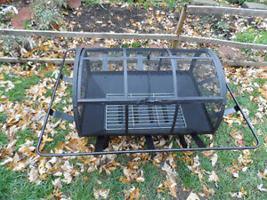 New Portable Outdoor Screened Fire Pit