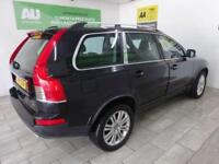 BLACK VOLVO XC90 2.4 D5 EXECUTIVE AWD ***FROM £78 PER WEEK**