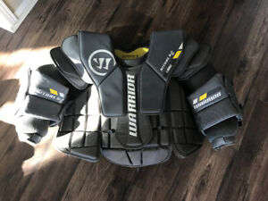 Adult warrior chest protector large