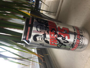 Trailer Park Boys Signed Beer Can