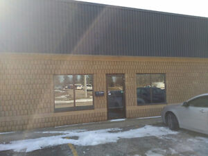 1400 sq ft Industrial Unit for Lease