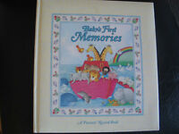 Baby's First Memories Book