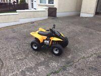 50cc quad £375
