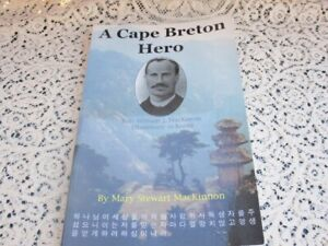 Cape Breton HeroRev. William Mackenzie