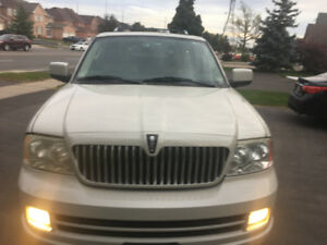 LINCOLN NAVIGATOR FOR SALE. PROPANE SYSTEM INSTALLED