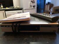Humax digital set top box