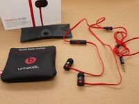 New Boxed Official Beats by Dr. Dre urBeats Earphones/Headphones