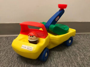 Camion Littles Tikes vintage