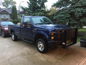 2008 Ford F250 Super Duty XL Pickup Truck