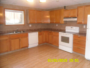 For rent 3 bedroom suite available Nov.1
