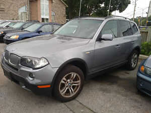 2007 BMW X3 SUV, Crossover