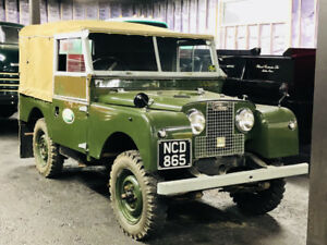 1953 Land Rover Defender Series One