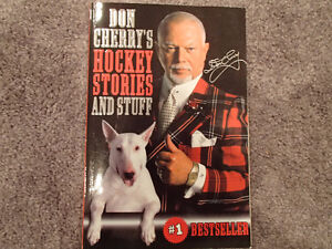 Don Cherry's Hockey Stories and Stuff Paperback Sarnia Sarnia Area image 1