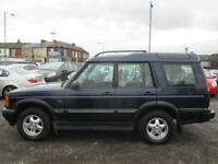 2000 LAND ROVER DISCOVERY 2.5 Td5 ES 7 seat 5dr