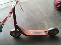 Kids 2-wheel scooter