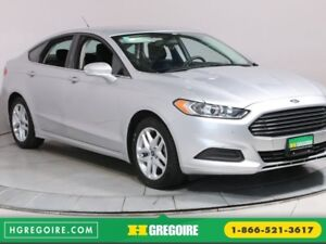 2014 Ford Fusion SE GR ELECT MAGS BLUETOOTH