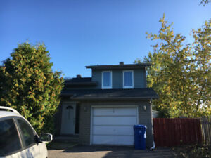 Single house for rent (1580$) in Brossard (sector B)