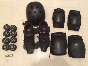 Riedell Roller Derby Skates and Accessories